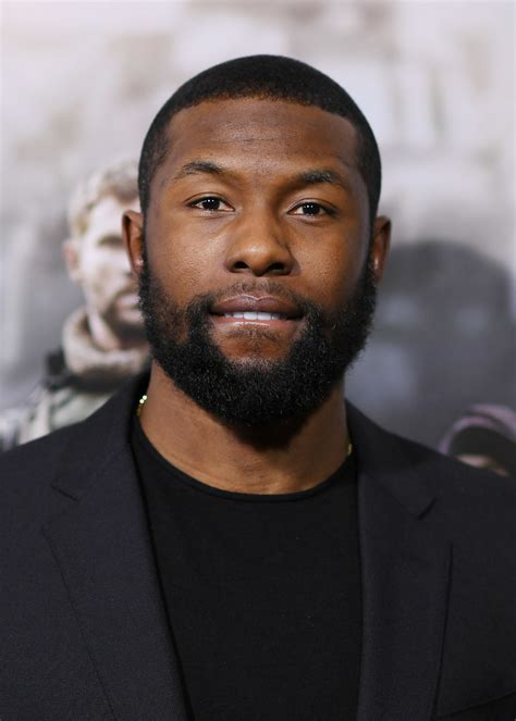 Exclusive: Trevante Rhodes Talks 12 Strong, Life After