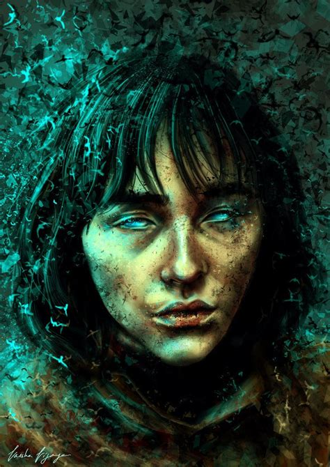 ArtStation - Bran Stark - Game of Thrones