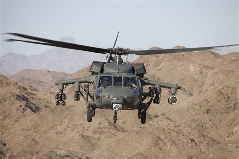 New weapon suite adds additional capability to Black Hawk