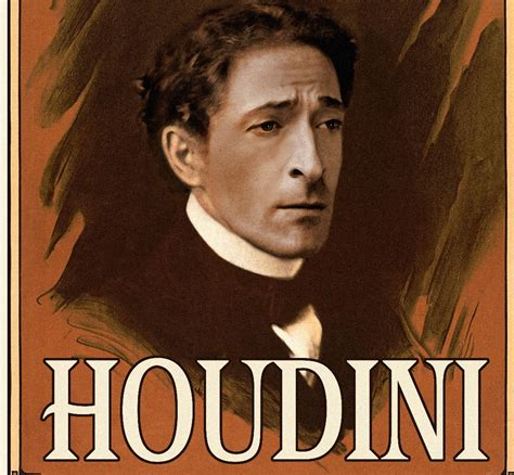 History's Houdini Releases Classic Posters With Adrien