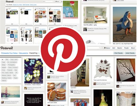Pinterest on the Rise