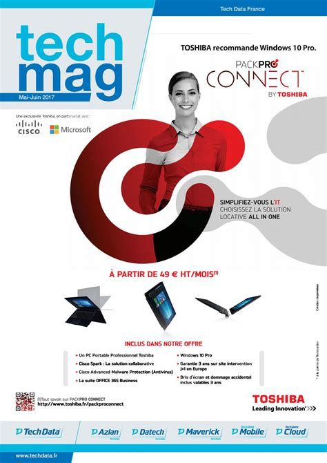 TechMag Mai Juin 2017 by Tech Data France - Issuu