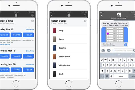 Here's how Apple is making iMessage take on Facebook