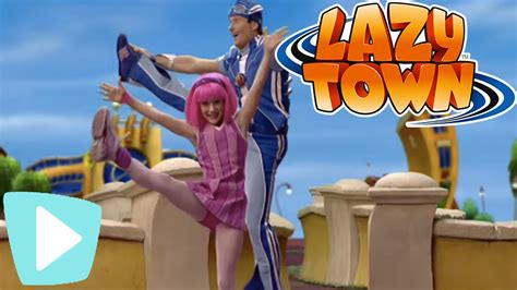 Lazy Town I Dance - YouTube