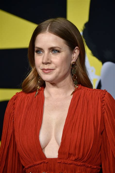 Amy Adams At 'Vice' world premiere in Beverly Hills - Celebzz