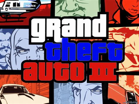 Grand Theft Auto III (full) for GTA 3