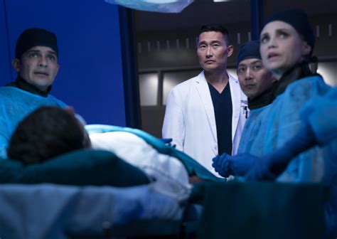 'The Good Doctor': Daniel Dae Kim Cast as Chief of Surgery