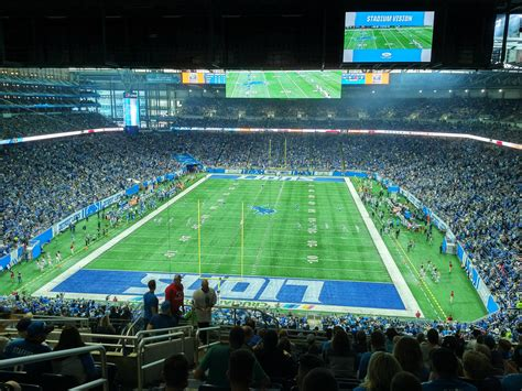 Ford Field – Detroit Lions | Stadium Journey