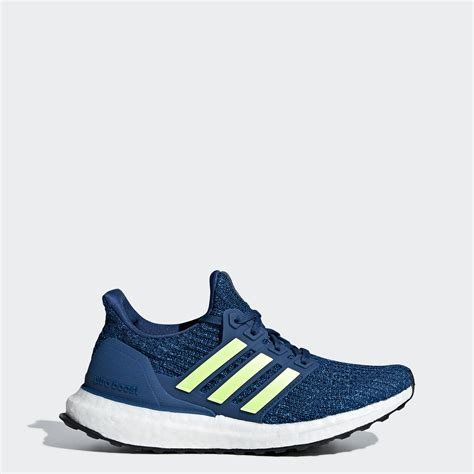 adidas Ultraboost Shoes - Blue | adidas Europe/Africa
