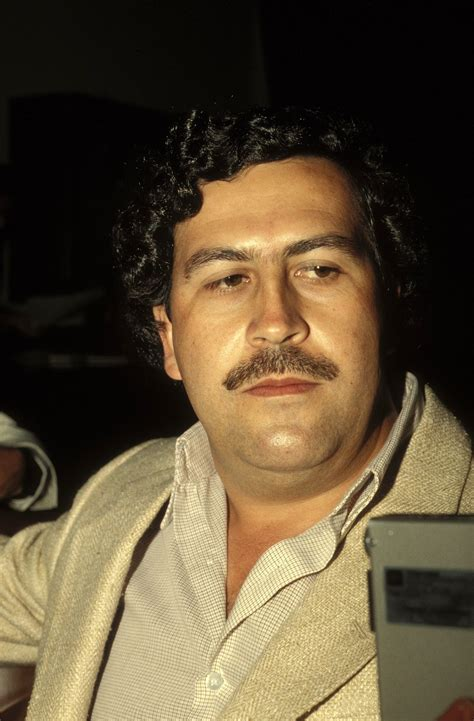 I grew up in Pablo Escobar's Colombia