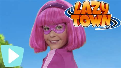 Lazy Town   Brand New Series! - YouTube