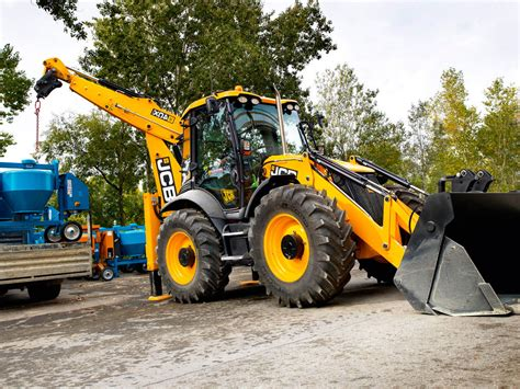 JCB 4 CX SM Specifications & Technical Data (2008-2017