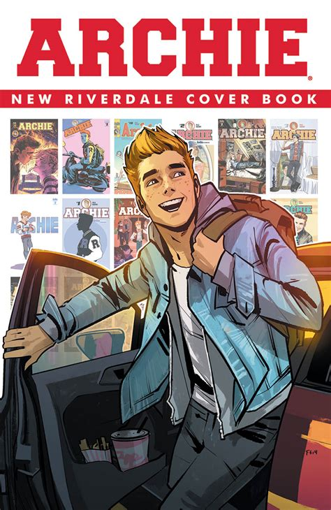 Archie Comics December 2016 Covers and Solicitations