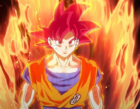 Super Saiyan God (Red) Or Super Saiyan 4 | DragonBallZ Amino