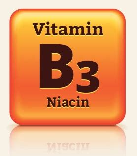 Niacin - Vitamin B3 - The Queen of Anti-Aging Vitamins