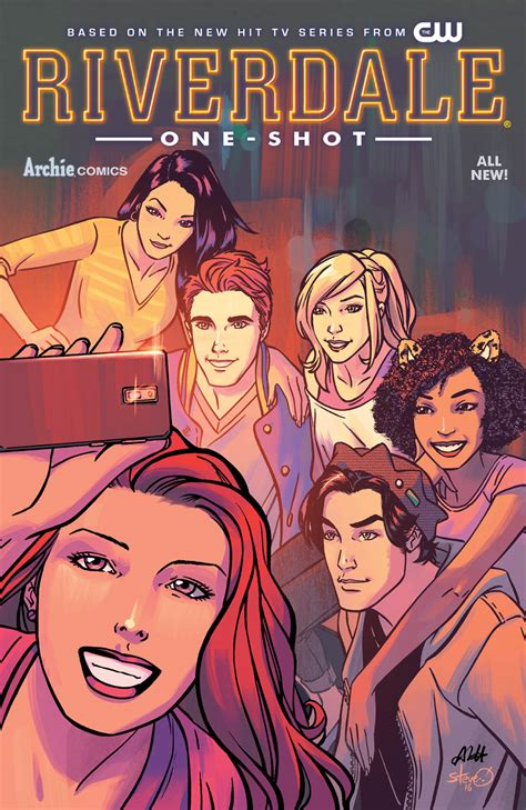 Secrets are revealed in the RIVERDALE ONE-SHOT! Pre-Order