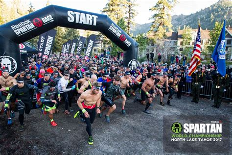 2017 Spartan World Championships Lake Tahoe | Off The Grid Fit