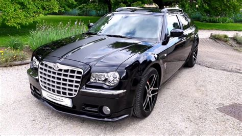 Chrysler 300C with Mad Eyelids and Halo turn lights - YouTube