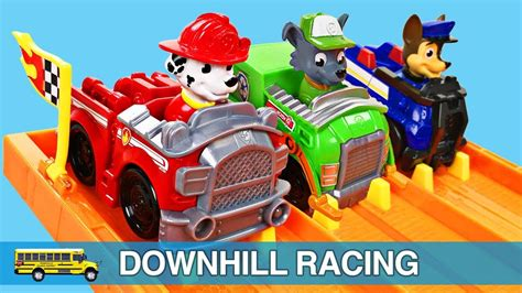 #1 Best Toddler Learning Colors Paw Patrol Racing Hot