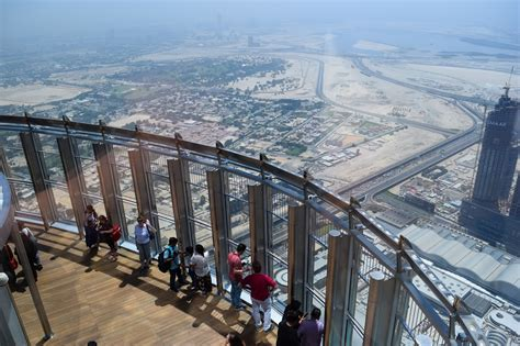 View From The Top: The Burj Khalifa - A Make Believe World