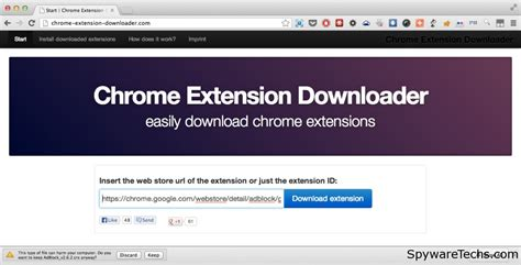 How to Remove Google Image Downloader Chrome Extension