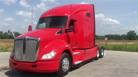 2015 Kenworth T680 for sale