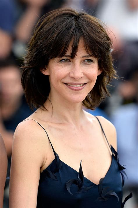SOPHIE MARCEAU at Jury Photocall at 68th Annual Cannes