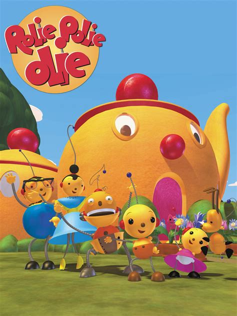 "Disney's ""Rolie Polie Olie"" 