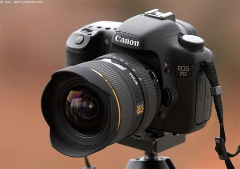 Canon 7D review and tests | JuzaPhoto