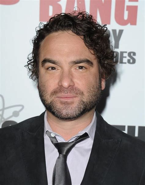 Johnny Galecki | Biography and Filmography | 1975