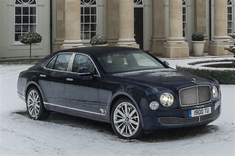 2014 Bentley Mulsanne Reviews - Research Mulsanne Prices