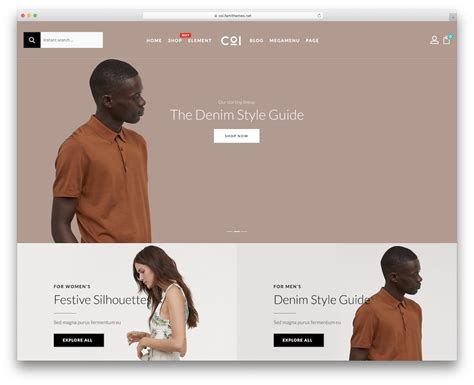 Top 38 Professional WordPress Webshop Themes 2019 - Colorlib
