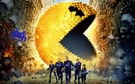 "MOMMY-MOVIE-REVIEW: ""Pixels"" With My Kids - Julie Says So"