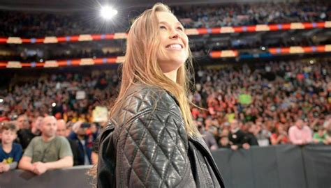Ronda Rousey won't be stealing spotlight from WWE