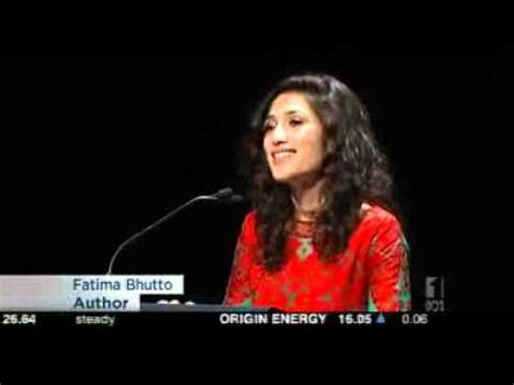 Fatima Bhutto critical of bin Laden raid
