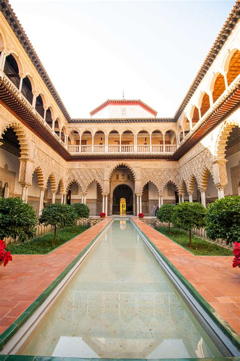 The Royal Alcazar in Seville, Spain | Simplicity Relished