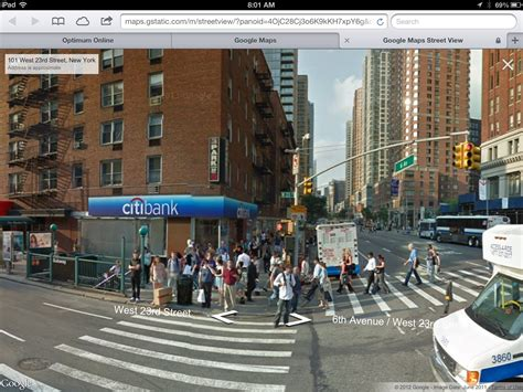 Google Maps web Street View goes live on iOS devices - 9to5Mac
