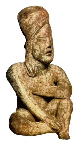 The OLMECS Seated Figure | Arte prehispanico, Olmecas