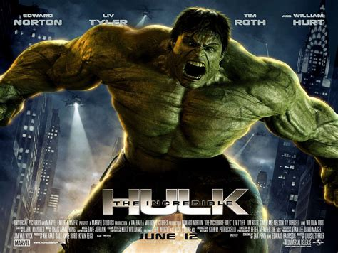 Revisiting the MCU: The Incredible Hulk - the geeky mormon