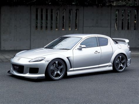 OH! MY DREAM CAR: Mazda RX8, with the latest model year
