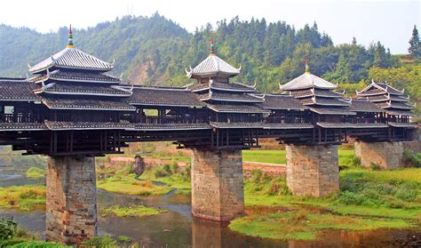 A list of world's most exotic historic bridges - tipntrips