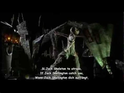 The Nightmare Before Christmas(1): This is Halloween