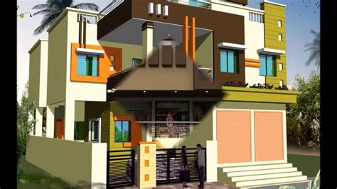 SHOP ATTACHED HOUSE FRONT ELEVATIONS - YouTube