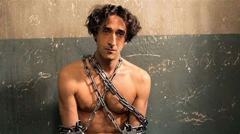 In 'Houdini,' Adrien Brody wants to 'convey the truth of