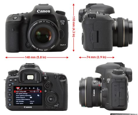 Canon EOS 7D Mark II Review: Digital Photography Review