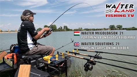 EPISODE 21: Partmenti pontyozás feederrel - Margin Carps