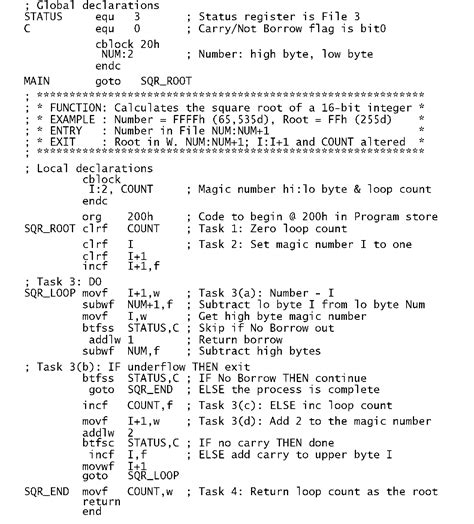 Assembly language Part 1 (PIC Microcontroller)