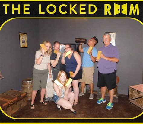 The Locked Room - Southland Drive (Calgary) - All You Need