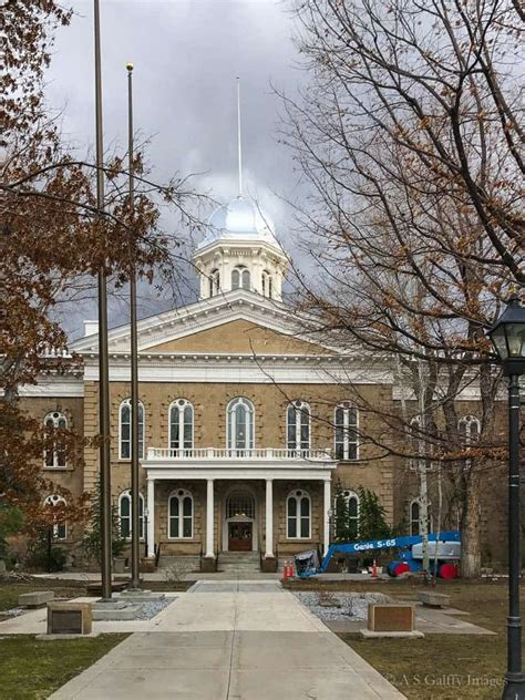 Carson City – A Fresh Look at the Silver State Capital