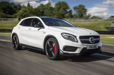 Mercedes-AMG GLA 45 Review (2020) | Autocar